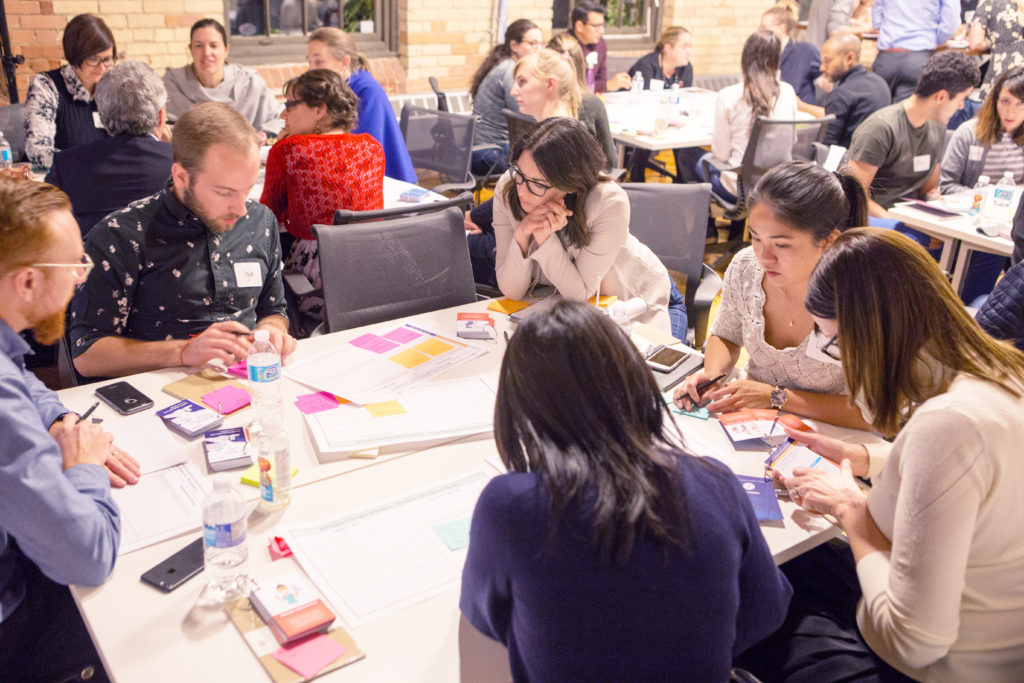 Bridgeable co-creation workshop